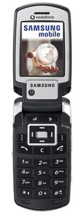 foto del cellulare Samsung ZV50