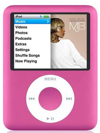 iPod Nano seconda edizione