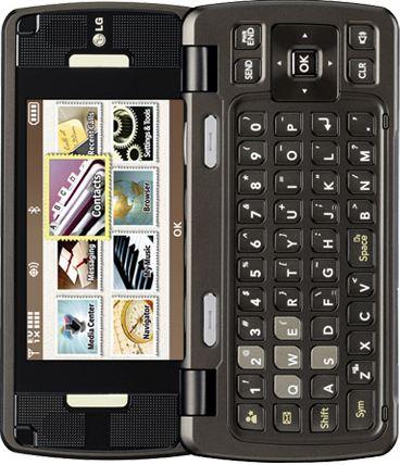 Scheda tecnica Lg VX11000 enV Touch