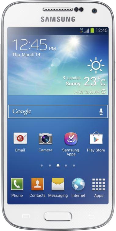 foto scheda Samsung Galaxy S4 Mini