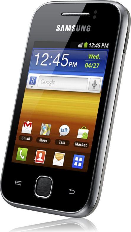 foto scheda Samsung Galaxy Y