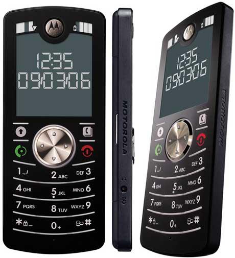 Motorola F3
