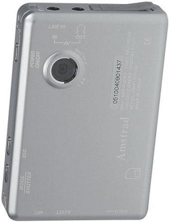 Lettore mp3 Amstrad MMP1500
