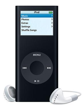 Lettore mp3 Apple iPod Nano