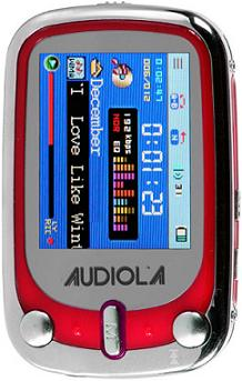 Lettore mp3 Audiola DS 310