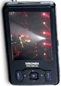 Lettore mp3 Brondi MP4204G