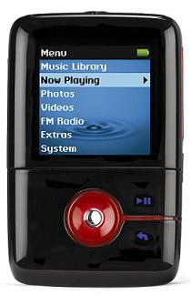 Lettore mp3 Creative ZEN V Plus 8GB