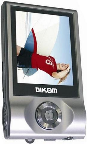 Lettore mp3 Dikom MP4-D1F