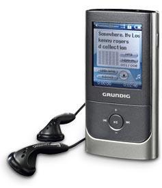 Lettore mp3 Grundig MPixx 2002