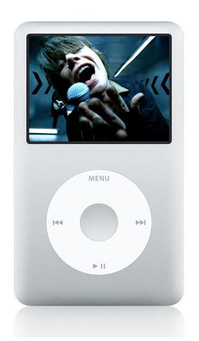 Lettore mp3 Apple iPod Classic 80GB