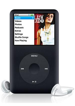Lettore mp3 Apple iPod Classic 160GB