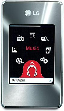 Lettore mp3 LG MF-FM37E4K