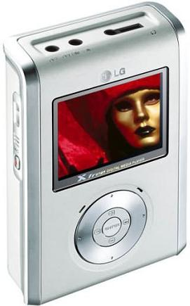 Lettore mp3 LG MF-HE700