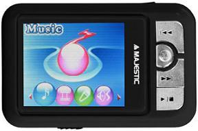 Lettore mp3 Majestic DS 22
