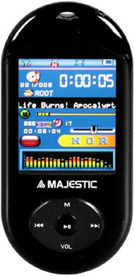 Lettore mp3 Majestic IC 84