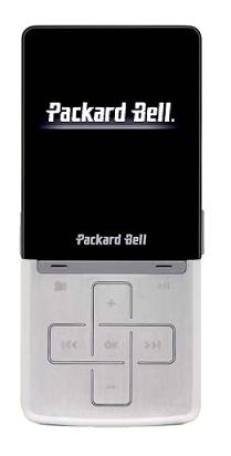 Lettore mp3 PackardBell VIBE 350