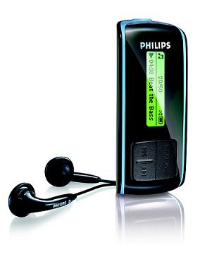 Lettore mp3 Philips SA4025