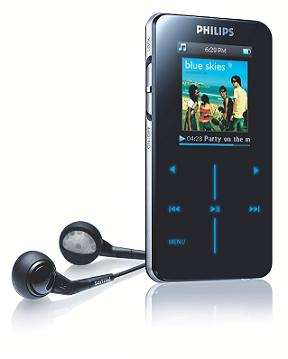 Lettore mp3 Philips SA9200