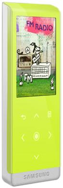 Lettore mp3 Samsung YP-T10