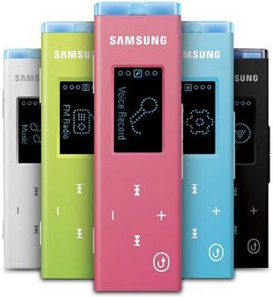 Lettore mp3 Samsung YP-U3