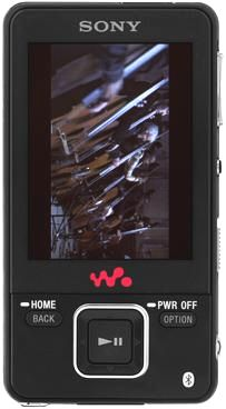 Lettore mp3 Sony NWZ-A829
