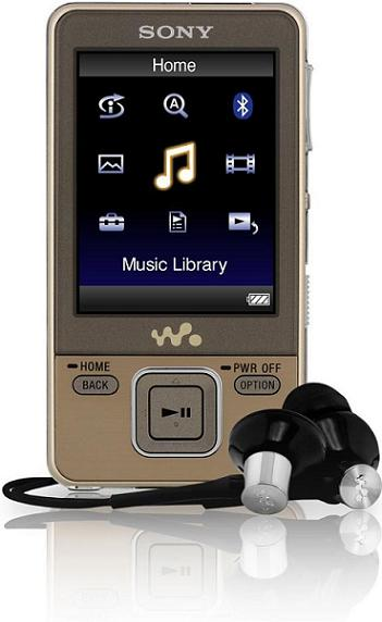Sony Walkman A-820