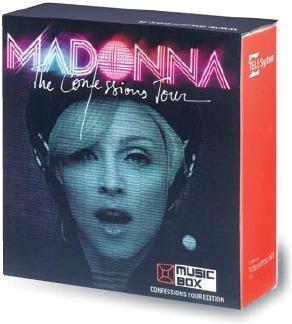 Music Box Confessions Madonna