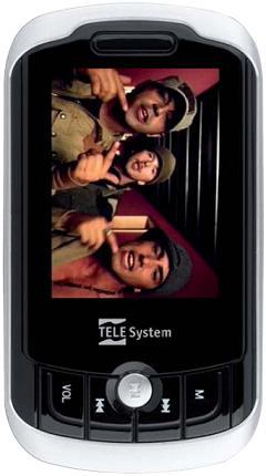 Lettore mp3 Tele-System TS2000AV