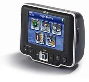 Navigatore GPS Acer D140