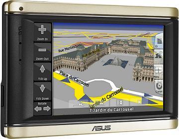Navigatore GPS Asus R700T