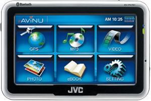 Navigatore JVC KV-PX701
