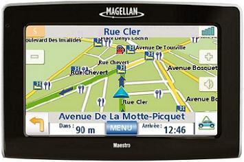 Magellan Maestro 4245