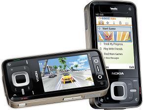 Nokia N81 N-Gage