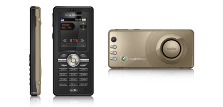 Sony Ericsson R300 Black
