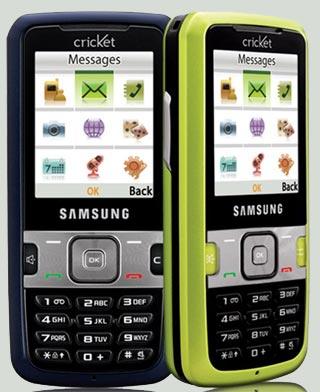 Samsung Messager R450