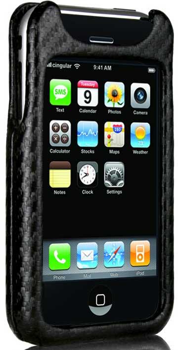 Scocca in Carbonio per iPhone