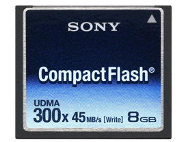 Compact Flash Sony