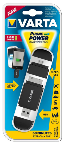 Mini Powerpack VARTA