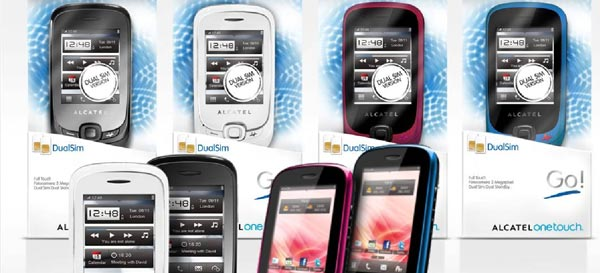 Alcatel one touch DUET Go