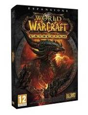 World of Warcraft Cataclysm in prenotazione