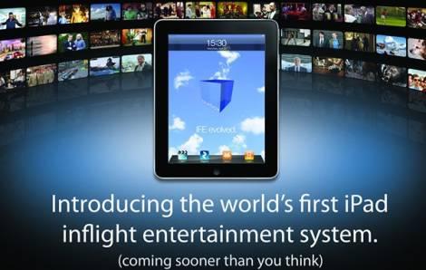 iPad offerto da Qantas Airlines