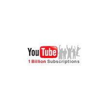 Youtube 1 miliardo di sottoscrizioni