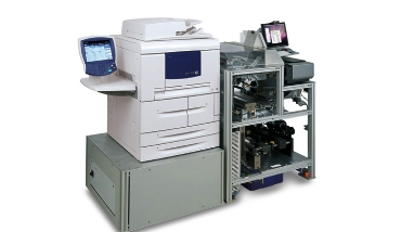 Xerox Book Machine