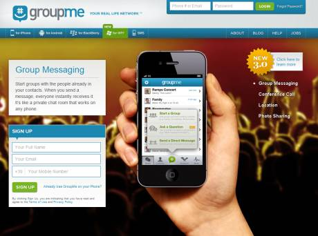 Groupme Mobile