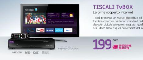 Tiscali Tv Box