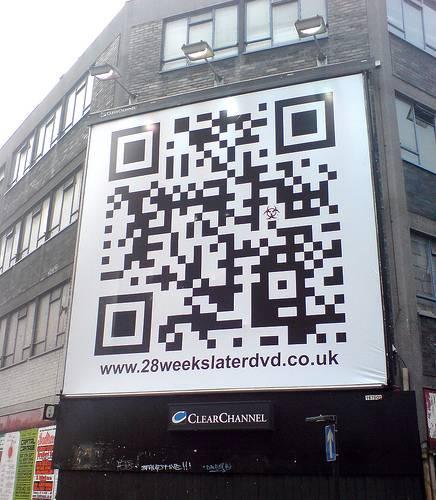 QR Code a Londra
