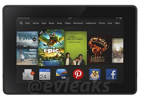 Amazon Kindle Fire HD 2013