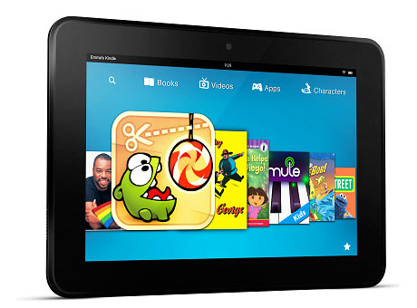 Kindle Fire HD 8.9 di Amazon.