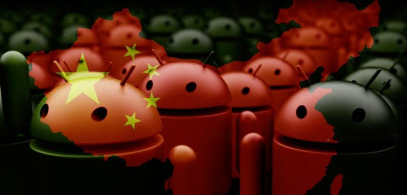 Android Cina