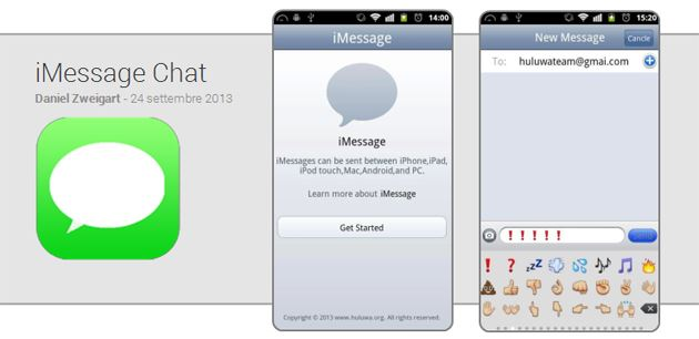 imessage chat xet